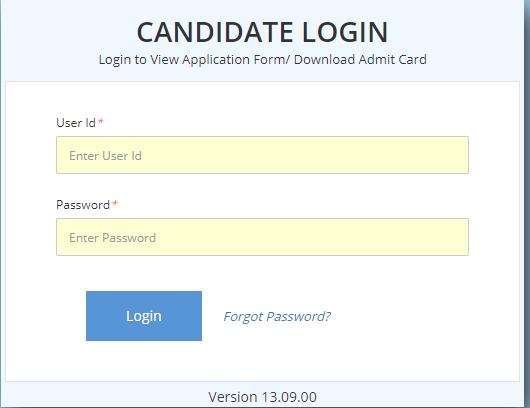 KVPY 2021 admit card download---